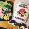 Mario Bros. Treats (sarab_cookies) Tags: birthday party game mushroom cookies cake dessert star baking video turtle nintendo cartoon royal mario sugar icing characters mustache pops buttercream