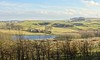 Snypes Dam (Mac ind Óg) Tags: winter walking landscape scotland reservoir windturbine eastrenfrewshire neilston neilstonpad