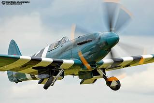 Supermarine Spitfire MK.XIX. F-AZJS