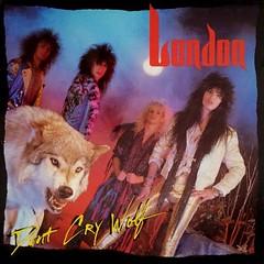 London - Don't Cry Wolf - 1986 (theswedishrocker1) Tags: london heavymetal 80s 1986 hardrock hairmetal 80smetal brianwest glammetal londonband dontcrywolf nadirdpriest lizziegrey wailinjmorgan