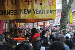 Wall to wall (wfung99_2000) Tags: street new vancouver chinatown year chinese goat east lunar pender 2015 yearofsheep