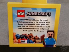 Toy Fair 2015 LEGO Minecraft 22 (IdleHandsBlog) Tags: toys lego videogames buildingsets minecraft toyfair2015