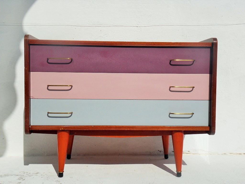 commode ancienne relooke chambre style louis xv chne vendu with relooker une table de chevet. Black Bedroom Furniture Sets. Home Design Ideas