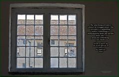 Workhouse Window [Explored] (Sherwood Harrington) Tags: ireland galway window workhouse portumna