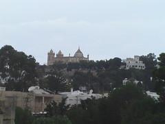 Byrsa Hill Carthage Tunis Tunisia