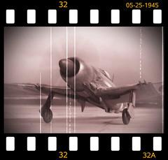"1:72 Nakajima Ki-104-Ic '/Kurono-o' (US code ''Cooper""); aircraft ""2"" of 3rd Imperial Japanese Army Air Force Headquarter Flight, May 1945 (Whif/Kibashing) (dizzyfugu) Tags: black look japan metal high force conversion pacific bare aircraft altitude aviation air tail fast plastic turbo fantasy worn weathered kit academy 1945 nakajima supercharger interceptor 1946 fictional ija thunderbolt b29 whatif kitbash modellbau p47 hikoki attac shinden attacker kitai nmf whif ki100 dizzyfugu j7w kuronoo ki104 ki94 ki94i ki106"