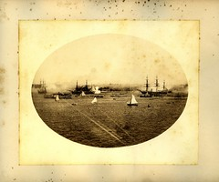 Squadron on Sydney Harbour