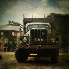The Volvo... (iEagle2) Tags: summer truck vintage volvo sweden iphone volvotruck iphone4