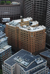 The Batterymarch Building, 1928, Art Deco (David Coviello) Tags: boston architecture buildings massachusetts customhouse