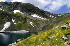 ,  (sevdelinkata) Tags: mountain peak lake rila bulgaria