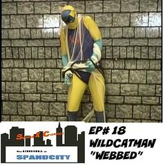 SPAND X COMICS (jayphelps) Tags: superhero peril spandex gunge wam superheroine stuck cosplay comics batman batgirl supergirl wonderwoman