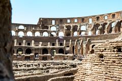 colosseum (washingtonydc) Tags: italy europe italia rome roma ancientrome stadium romanempire