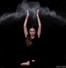 Yoga (anmasa73) Tags: portrait yoga retrato zen magia