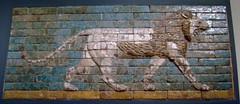 Metropolitan Museum of Art (Stabbur's Master) Tags: newyork newyorkcity manhattan metropolitanmuseumofart museum kingnebuchadnezzar ishtargate babylon ishtargatelions
