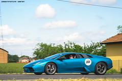 40th (Gaetan | www.carbonphoto.fr) Tags: auto italy car speed 40th italia great fast automotive exotic coche incredible lamborghini luxury supercar murcielago hypercar worldcars carbonphoto