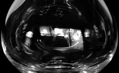 Felicidades Maelia!! (KarlaBayly) Tags: reflejo reflexition crystal