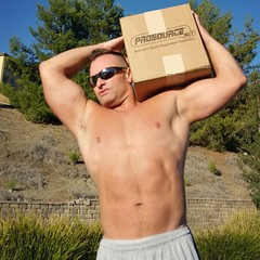Supplements (ddman_70) Tags: shirtless pecs muscle