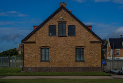 The old Customs House in Hgans (frankmh) Tags: building hourse customs hgans skne seden outdoor