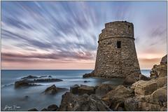 Tower (Vruna Giorgio) Tags: liguria imperia mare torre saracenatorresaracena nikon nd1000