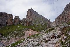 Io ci vado (Franco Vannini) Tags: dolomiti dolomites odles sassrigais fermeda seceda valgardena valdifunes odle