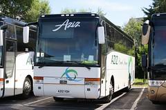 Aziz A212 YOH (johnmorris13) Tags: aziz a212yoh scania vanhool alizee coach