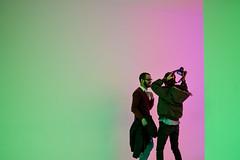 Light show (leoleamunoz) Tags: retrato portrait colores colorfull museo arte art gallery