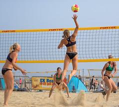 17230590 (roel.ubels) Tags: nk beachvolleybal beachvolleyball volleybal volleyball beach scheveningen sport topsport 2016