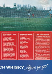 Scotland vs Holland - 1982 - Page 17 (The Sky Strikers) Tags: scotland holland netherlands official programme hampden park glasgow 60p international friendly