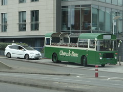 Taxi Bus (Coco the Jerzee Busman) Tags: jersey bus coach tours uk channel island char banc