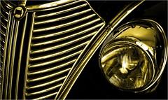 BLACK & GOLD (bert  bakker) Tags: car auto goud gold