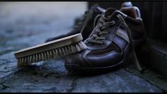 Clean (chromik) Tags: stillleben stilllife details detailaufnahme detail photoart shoes schuhe color colors chromik dietmarchromik