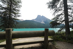 HBM Happy Bench Monday (davebloggs007) Tags: hbm happy bench monday emerald lake bc british colombia canada