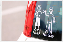 IMG_6391 (anto-logic) Tags: myfamilystickers laura antonio nomi names sole sun azzurro blue sky cielo sereno mylove ilmioamore amore love light clear estate summer fabulous nice lovely magnificent superb hot warm naturallight auto car vetro glass lunotto fiatpanda white bianco adesivi stickers lighting framing crop charming puntodivista profonditdicampo pov dof bokeh focus pointofview depthoffield postproduzione postproduction lightroom filtro filter effetti effects photoshop alienskin eos canon