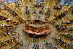Readers (jhnmccrmck) Tags: spinning readingroom library reading xt1 fujifilm doubleexposure domereadingroom statelibrary victoria melbourne