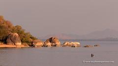 Lake Malawi (My Planet Experience) Tags: boat sunset rock capemaclear lakemalawi lake malawi nationalpark mw nyasa southern africa landscape seascape myplanetexperience wwwmyplanetexperiencecom