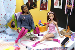 Girl_talk_s (doll_enthusiast) Tags: barbie made to move mtm doll collecting photography dolls fashion teresa neysa mbili aa