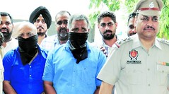 Shiv Sena leader Amit Arora among four remanded in police custody (Punjab News) Tags: punjabnews punjab news government
