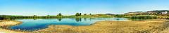 A lake at Jijel, Algeria (ily_dzn) Tags: algerie algeria jijel est east coast marigha el aouana nikond3200 nikon d3200 panorama panoramic panoramique ilyas sm said mansour algerian photographer adobe photoshop lightroom processing