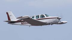 Beech A36 Bonanza N3226J (ChrisK48) Tags: 1994 36 aircraft airplane beecha36 beechcraft bonanza dvt kdvt n3226j phoenixaz phoenixdeervalleyairport