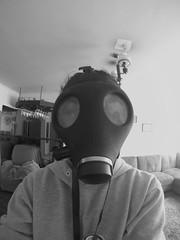 Fu-fuma!! (Karen-Photos) Tags: high dope smoke cannabis cogollo marihuana marijuana smokemask mask weed