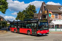 VHH 0313   Barsbttel, Soltausredder / Hauptstrae (torbensimon) Tags: vhh verkehrsbetriebehamburgholsteingmbh wagen 0313 mercedesbenz citaro stadtbus bus linienbus evobus linie 737 schulbus