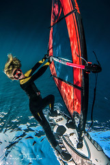 Underwater windsurfing (Yiannis Iliopoulos) Tags: underwater windsurfing diver dive surf wind water freediving free snorkeling sport outdoor