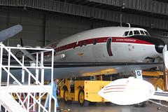 Historical Aircraft Restoration Society (NTG's pictures) Tags: wollongongillawarra regional airport nsw australia historical aircraft restoration society museum preserved lockheed c121c super constellation l1049f