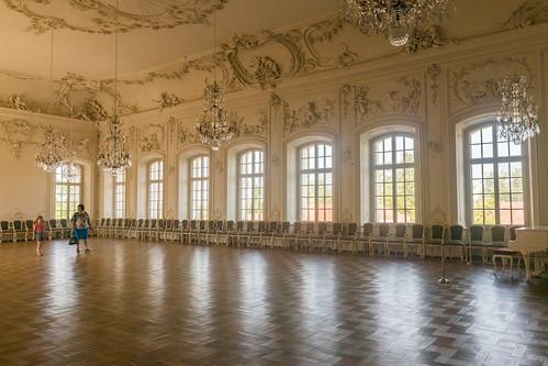 Palacio Rundale. Letonia 5
