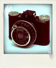 Elmar 50 (Leo Reynolds) Tags: xleol30x poladroid polaroid faux fauxpolaroid fake fakepolaroid phoney phoneypolaroid camera nottakenbyme