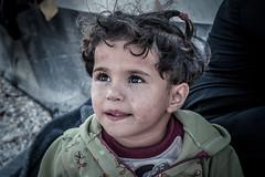 Syrian girl (ZaraJar) Tags: syrianrefugee syrian refugee zaatari jordan conflict humanitarian refugeecamp child children portrait eyes civilwar war syrianwar warinsyria