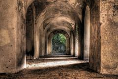Italian Palace (Rickydavid) Tags: abandon abbandono decay tempiodiflora rome roma villaada decadimento archi arches