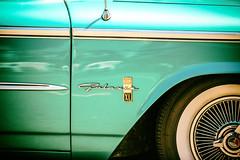 Galaxie 500 (Thomas Hawk) Tags: 4thofjuly america california eastbay ford fordgalaxie500 fourthofjuly galaxie500 holiday independanceday july4 july4th piedmont usa unitedstates unitedstatesofamerica auto automobile car emblem parade fav10