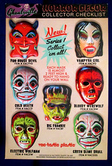 Green Grinning Skull Mask Check List 6381 (Brechtbug) Tags: green grinning skull mask check list halloween semi vintage with regular sized uncle sam box ben cooper collegeville halco ghoulsville retro newspaper sunday funnies comics holiday costume comic strip book comicbook spy movie film cinema americana america freedom justice super hero spooky jumbo size 2016 nyc