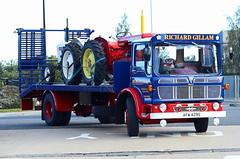 AEC Mercury Richard Gillam Tractor Transporter AFW429S Frank Hilton IMG_9293 (Frank Hilton.) Tags: erf foden atkinson ford albion leyland bedford classic truck lorry bus car truckphotoslorryphotoswagonphotosbusphotosclassictruckclassiclorryclassicbus